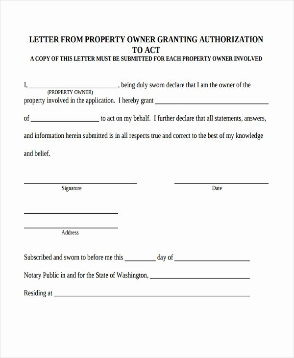 Letter Of Ownership Of Business Fresh 13 Property Transfer Letter Templates Pdf Doc