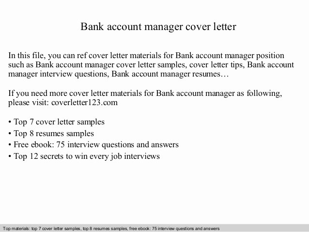 Letter to Close Bank Account New Application Letter to Close Account In A Bank