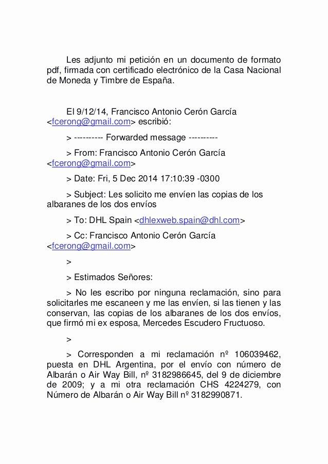 Letter to Garcia Pdf Unique ¡la orfandad De Mi Hijo Daniel Cerón Escudero Por La
