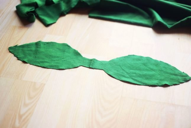 Lilo and Stitch Leaf Template Best Of Easy to Make Diy Halloween Costume Inspired by Lilo & Stitch