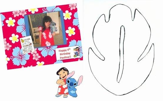 Lilo and Stitch Leaf Template Best Of Lilo & Stitch Dress Leaf Pattern Kids