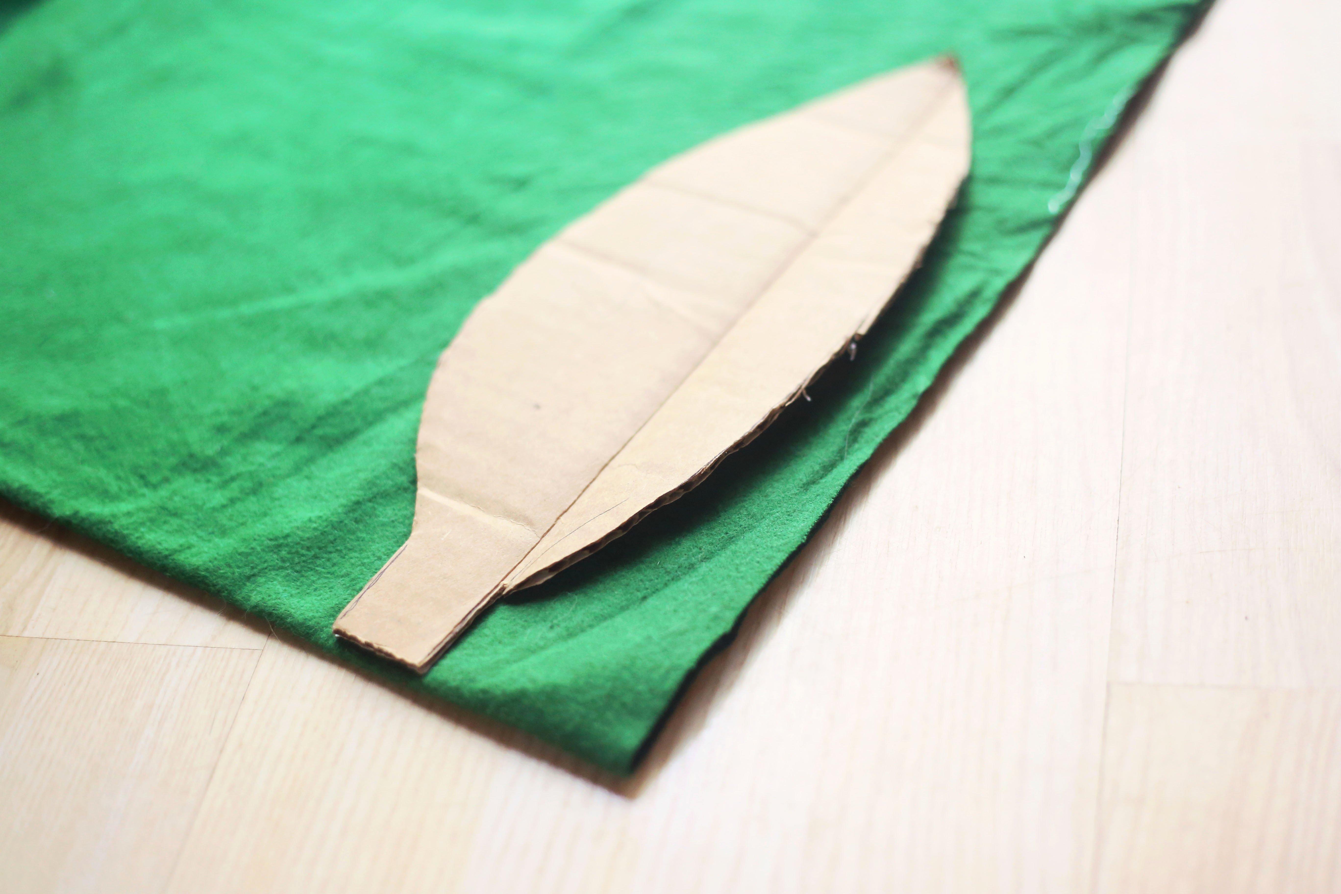 Lilo and Stitch Leaf Template Fresh Lilo Leaf Pattern