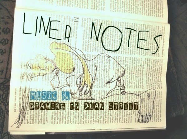 Liner Notes Examples New the Art Of Album Liner Notes