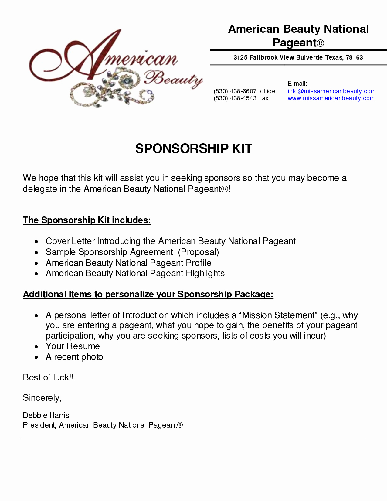Liquor Sponsorship Proposal New 6 Sponsorship Proposal Templates Excel Pdf formats