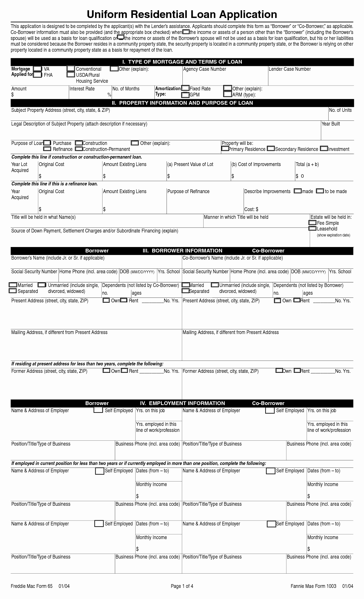 Loan Application form Sample Beautiful Loan Application Template Free Printable Documents