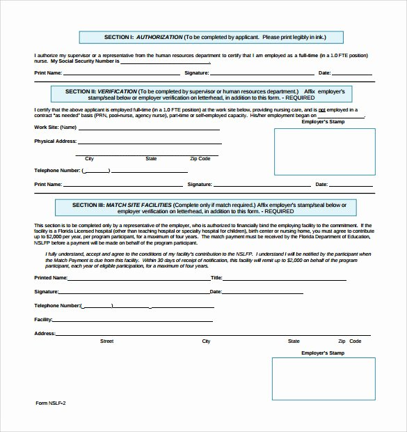 Loan Application form Sample Best Of 8 Students Loan Application forms to Download for Free