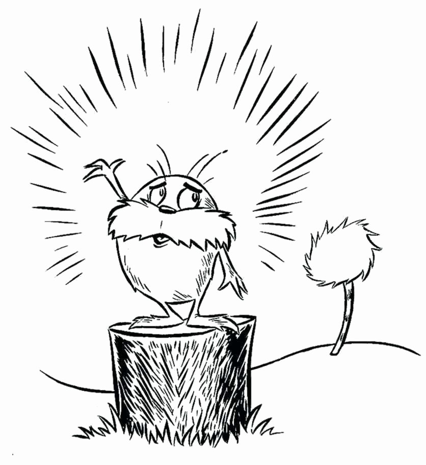 Lorax Eyebrow Template Lovely Lorax Printable – Jeannettecliftgeorge