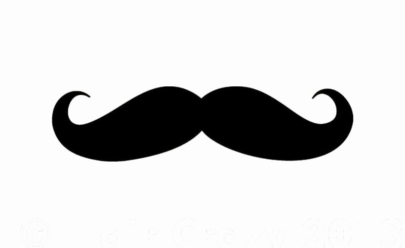 Lorax Mustache Printable Best Of Lorax Mustache Template Printable