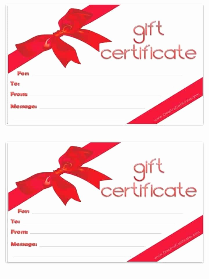 Lularoe Gift Certificate Template Lovely Free Gift Certificate Template Customizable