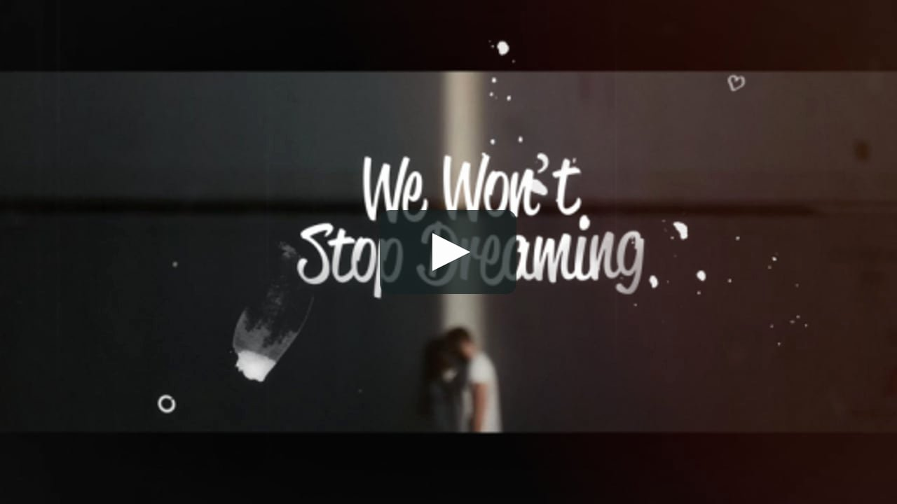 Lyric Video after Effects New Lyrics Template