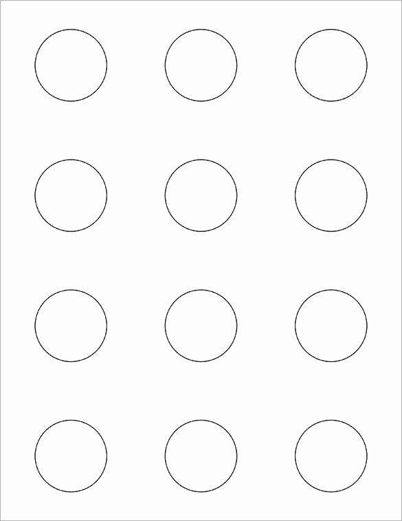 Macaron Template 2 Inch Elegant 9 Printable Macaron Templates – Free Word Pdf format
