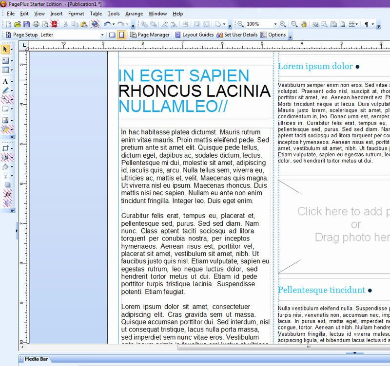 Magazine Template for Microsoft Word Lovely 29 Of Magazine Layout Template Microsoft