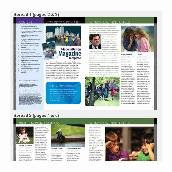 Magazine Template for Microsoft Word Lovely Magazine Template Microsoft Word Salonbeautyform