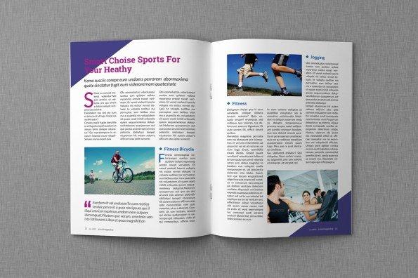 Magazine Template for Microsoft Word Luxury 8 Microsoft Word Magazine Templates Layouts Styles