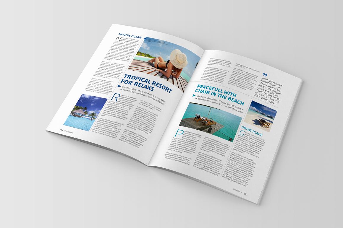 Magazine Template for Microsoft Word Luxury Magazine Templates Word Word Excel Samples