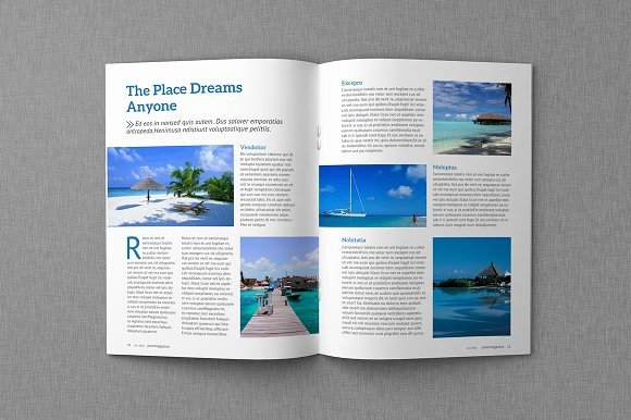 Magazine Template for Microsoft Word New Magazine Template F Magazine Templates