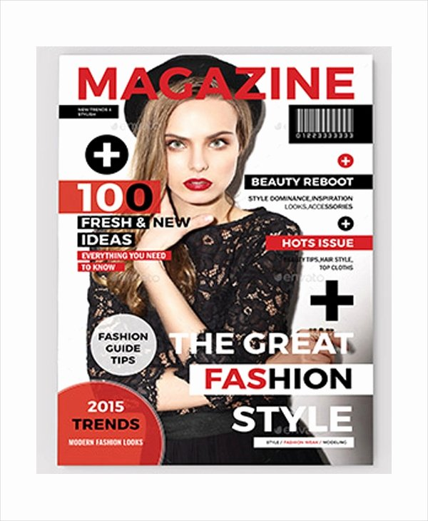 Magazine Template Free Word New Cover Template – 14 Free Word Pdf Psd Documents