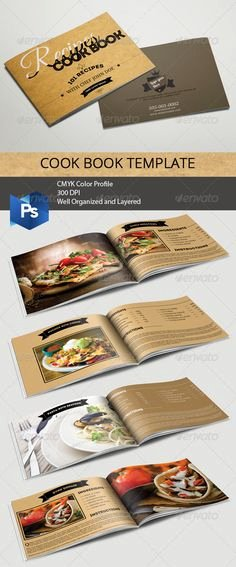Make Your Own Cookbook Template Luxury 1000 Ideas About Cookbook Template On Pinterest