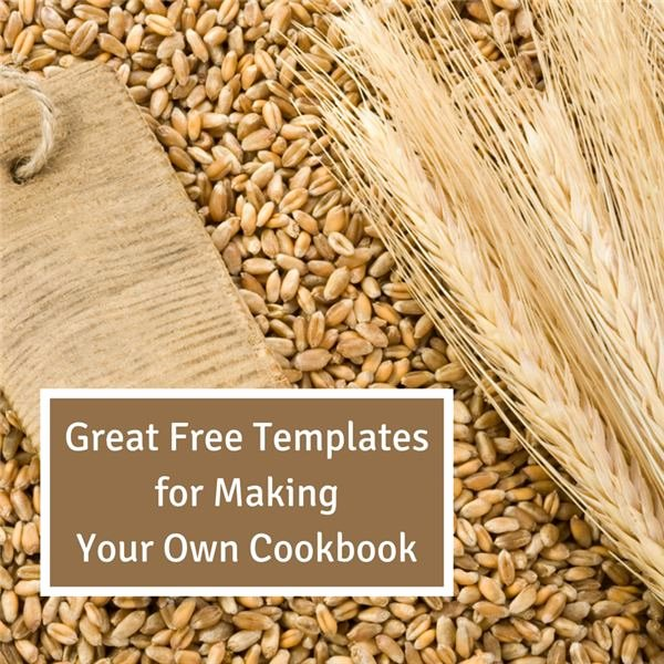 Make Your Own Cookbook Template New Collection Of Free Cookbook Templates Great Layouts for