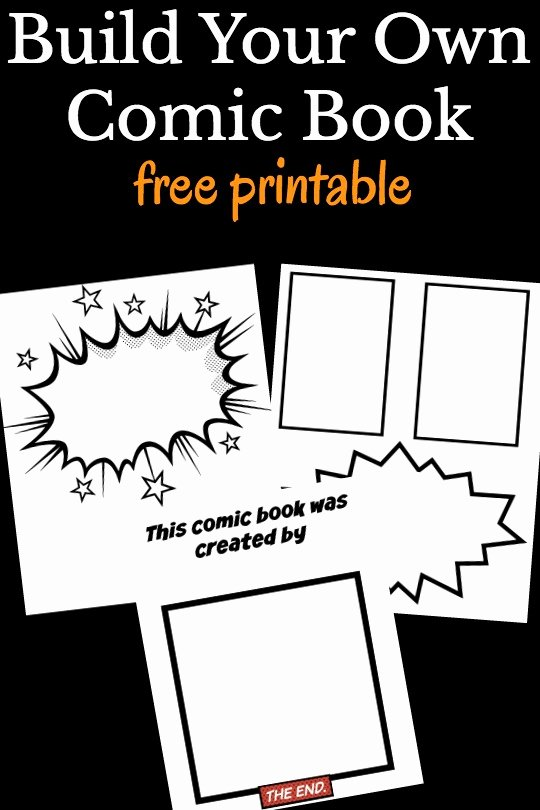 Make Your Own Cookbook Template New Cool Ic Book Templates for Kids