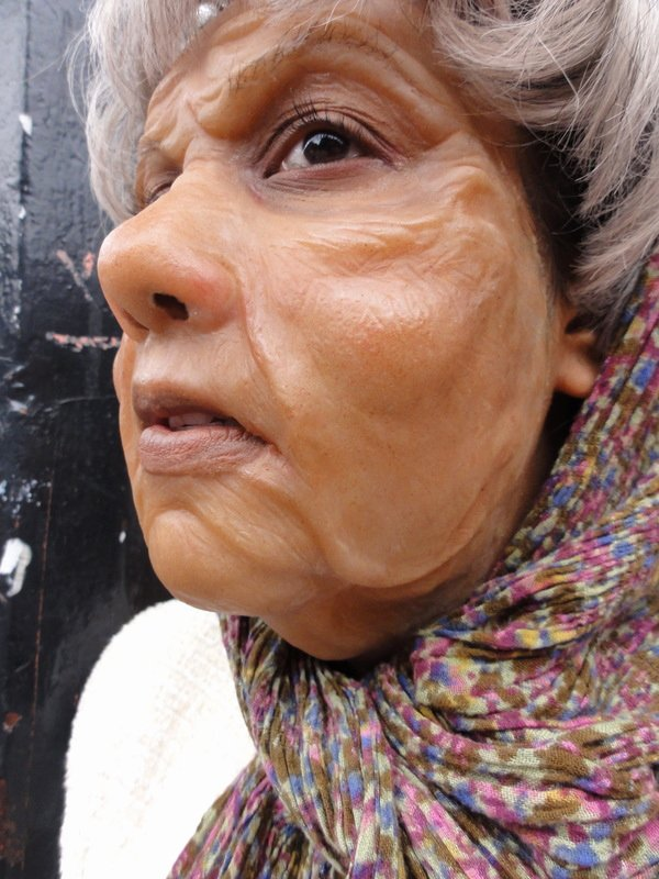 Makeup Artist Bio Samples New Prosthetics Fx