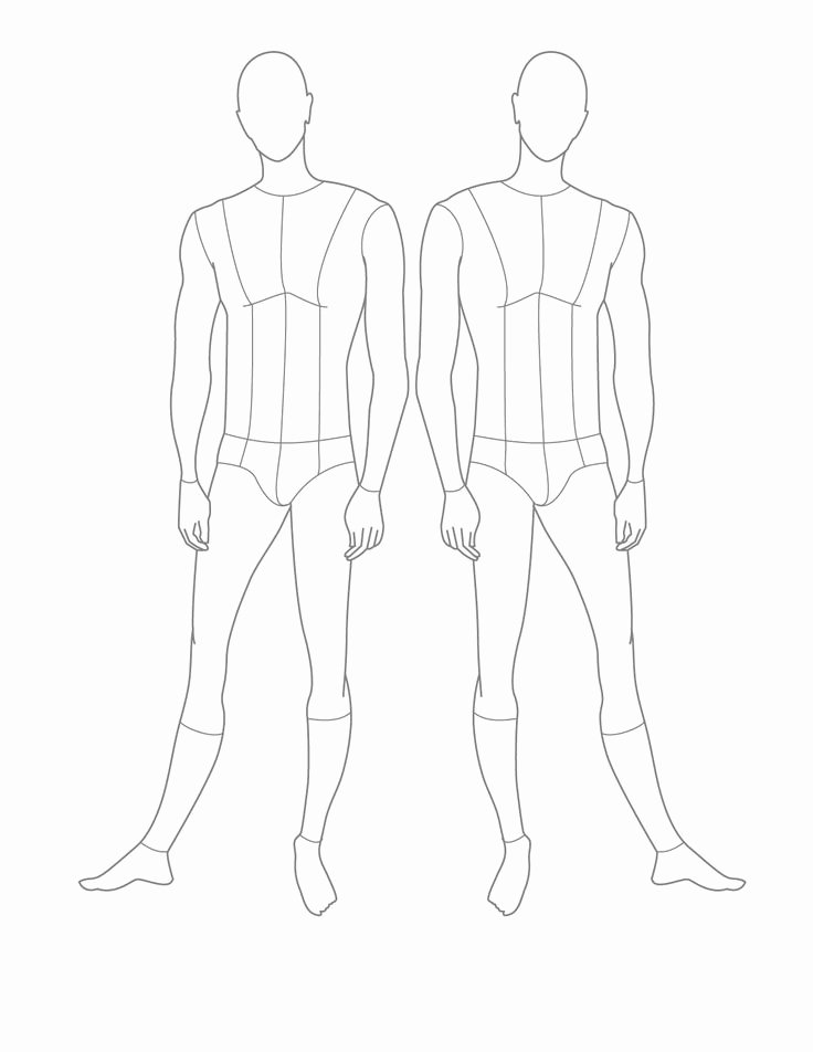 Mannequin Template for Fashion Design Beautiful Pin by Katrina Lavigne On Fashion