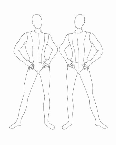 Mannequin Template for Fashion Design Best Of Have You Tried to Draw the Human form Lately This is Good