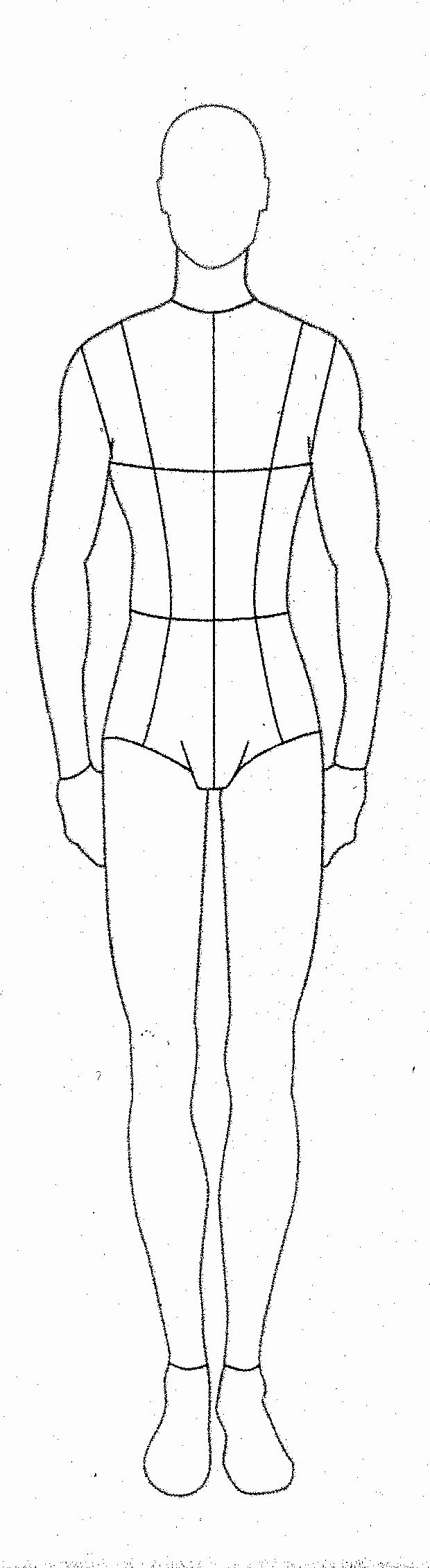 Mannequin Template for Fashion Design Inspirational 17 Best Images About Sketches Croquis On Pinterest
