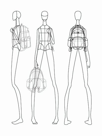 Mannequin Template for Fashion Design Lovely Fashion Mannequin Drawing at Getdrawings