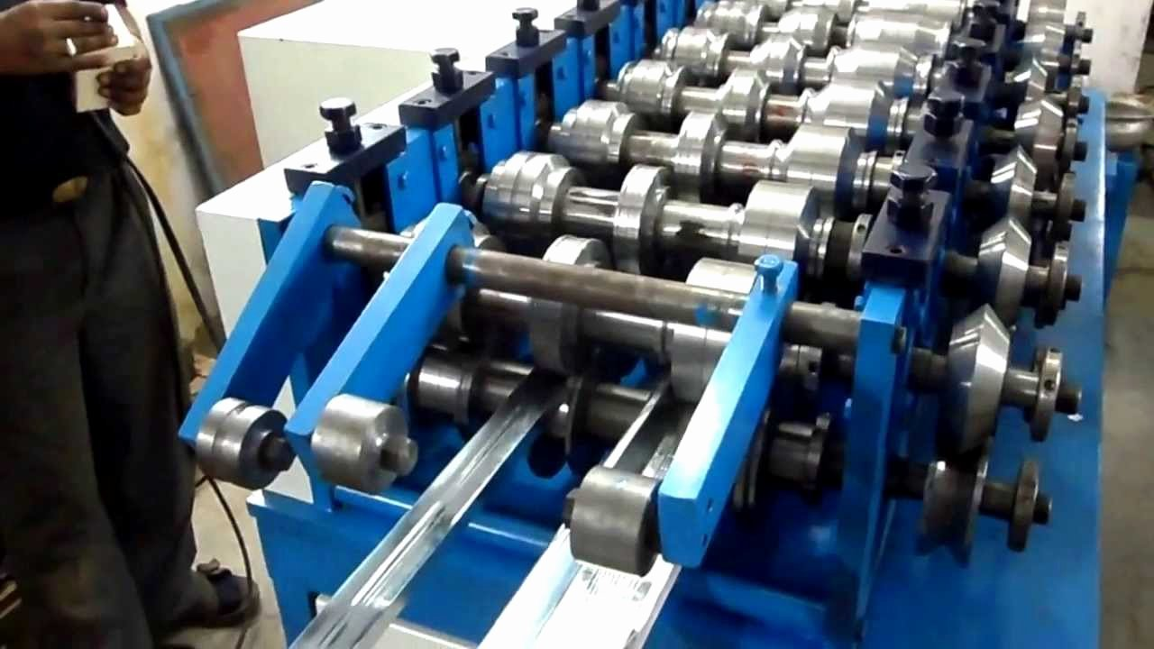 Manufacturers Representative Agreements Luxury C to Z Purlin Roll forming Machine