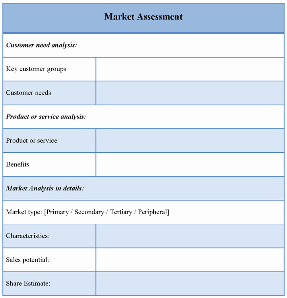 Market assessment Template Awesome Download Der Digitalen Signalverarbeitung 2004