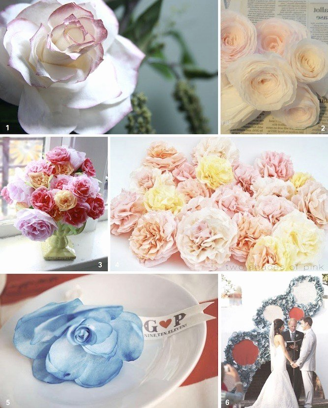 Martha Stewart Coffee Filter Roses Awesome Making Diy Coffee Filter Flowers the Plete Guide