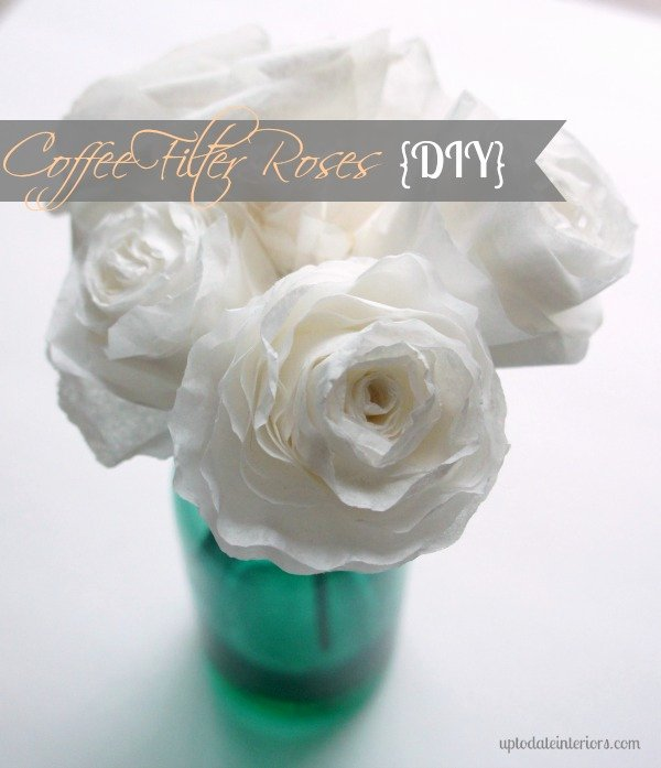 Martha Stewart Coffee Filter Roses Beautiful the Best Way to Make Coffee Filter Roses with Step by Step