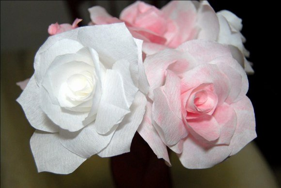 Martha Stewart Coffee Filter Roses Best Of July 2012