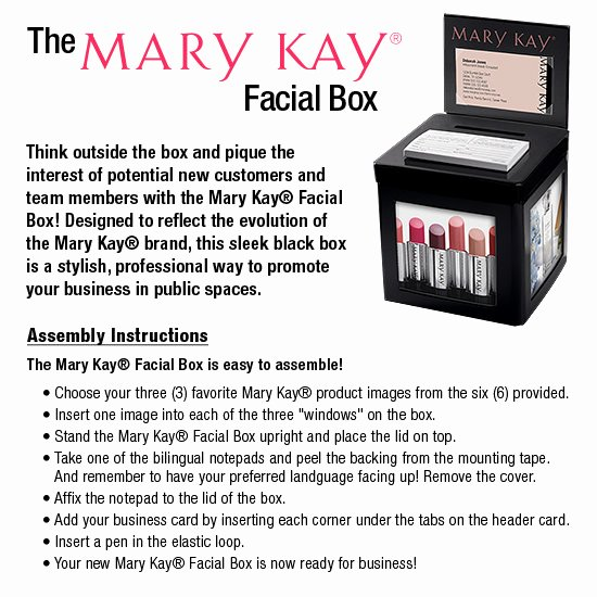 Mary Kay Customer Profile Template Awesome Mary Kay Customer Information Cards