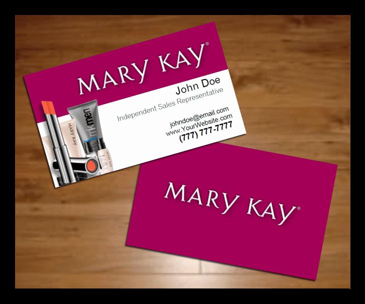 Mary Kay Customer Profile Template Lovely Mary Kay Business Cards Templates Free – 49 Mary Kay