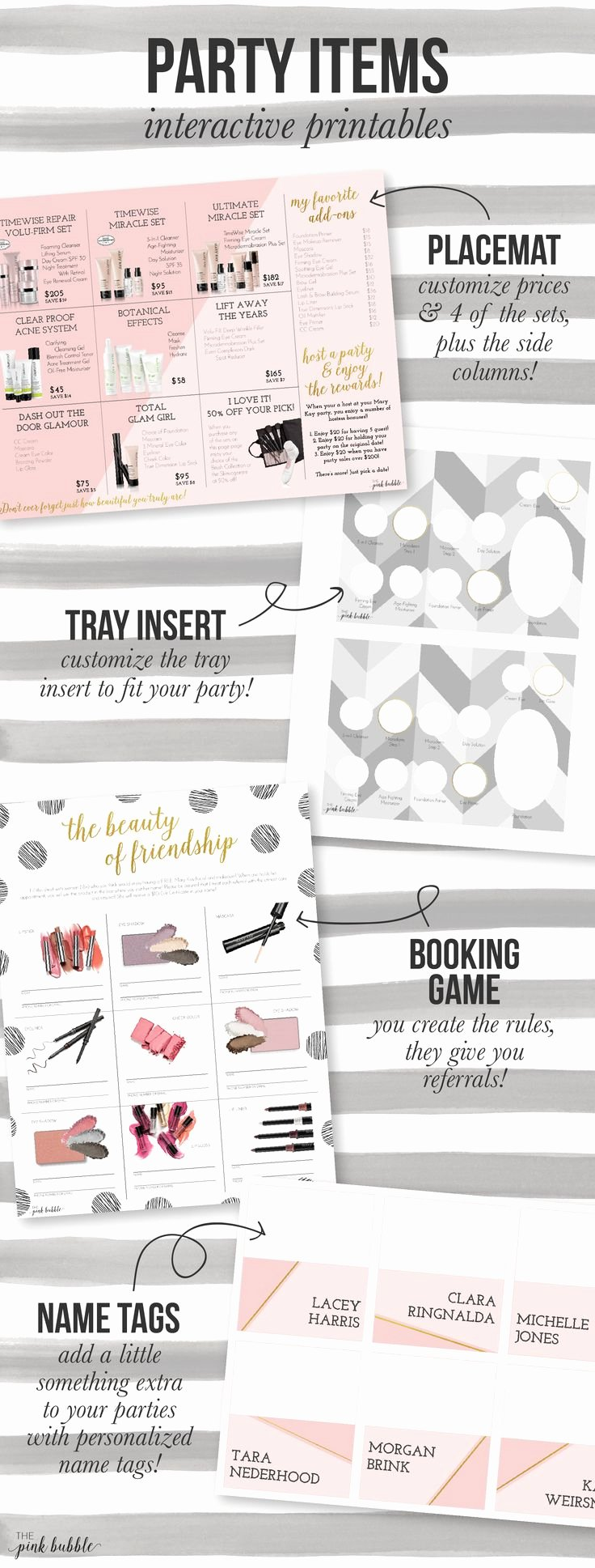 Mary Kay Customer Profile Template New 25 Best Ideas About Mary Kay Party On Pinterest
