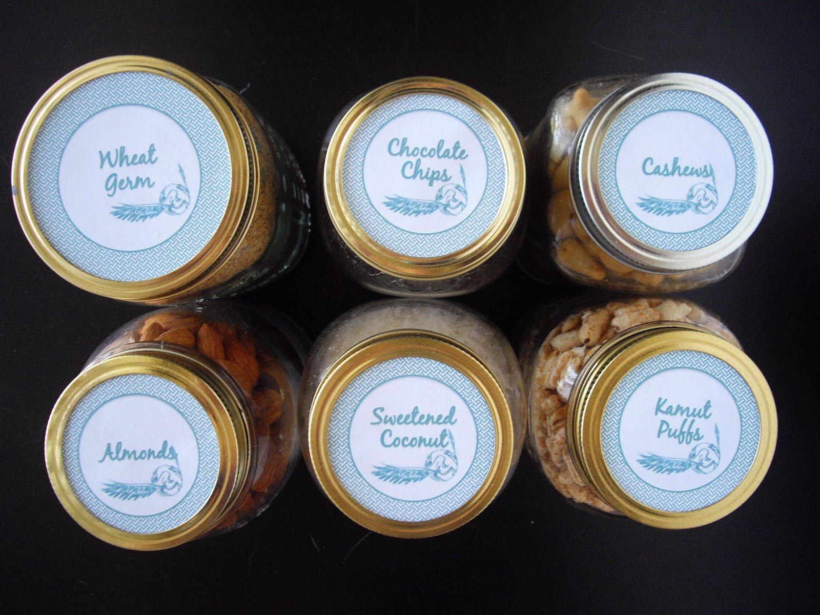 Mason Jar Tags Template Awesome Mason Jar Labels with Free Printable