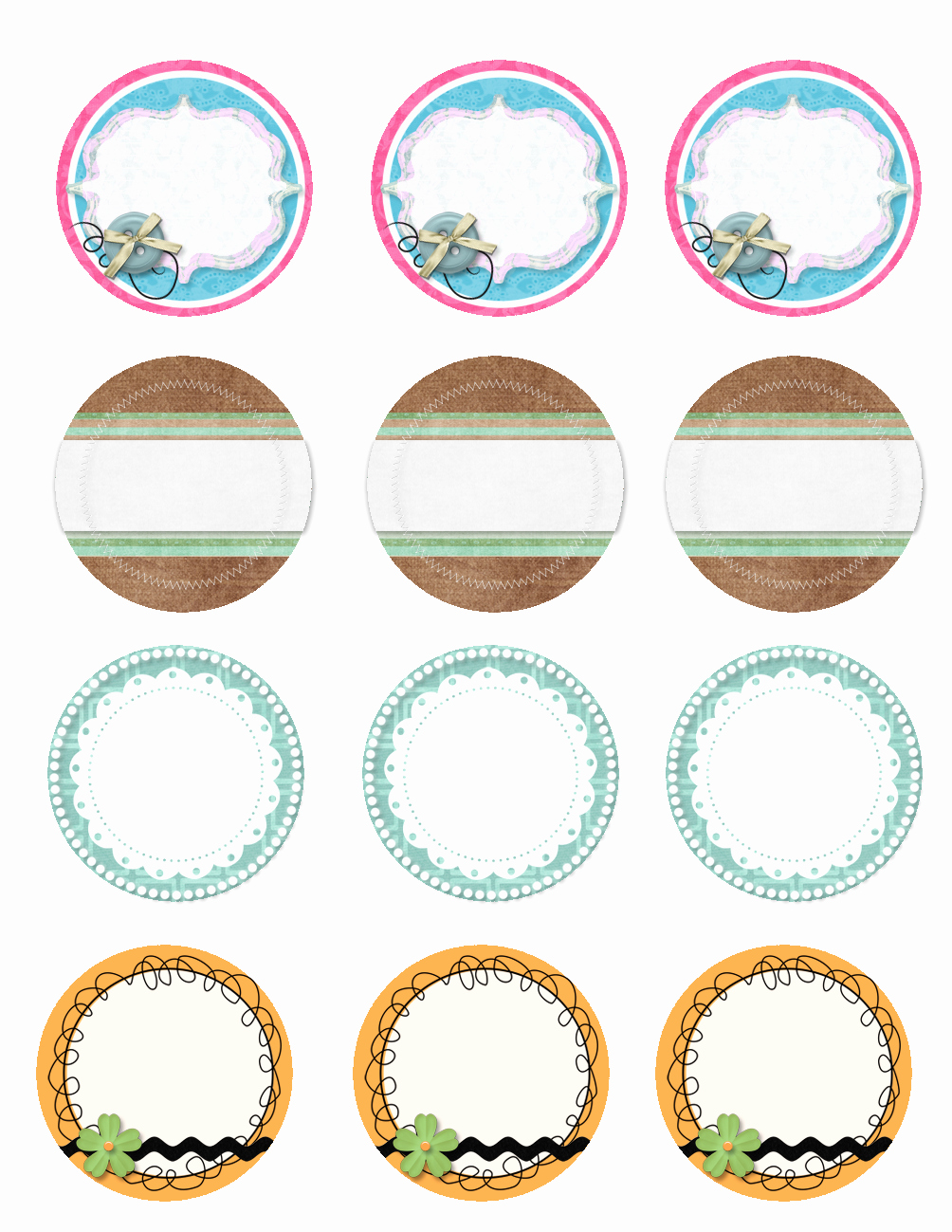 Mason Jar Tags Template Lovely Free Canning Labels Images