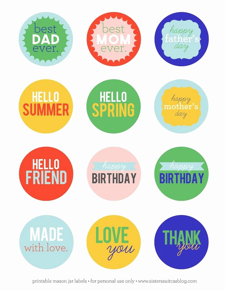 Mason Jar Tags Template Luxury 34 Best Canning Labels and Canning Label Templates Images