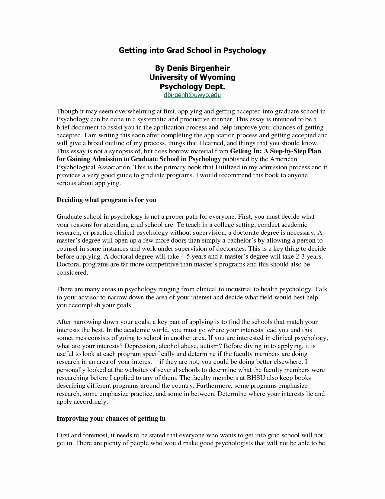 Master Degree Essay Examples Elegant How to Write Admission Essay