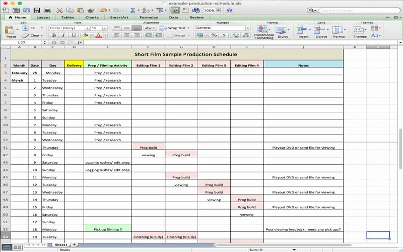Master Production Schedule Template Excel Unique Index Of Cdn 3 2015 544