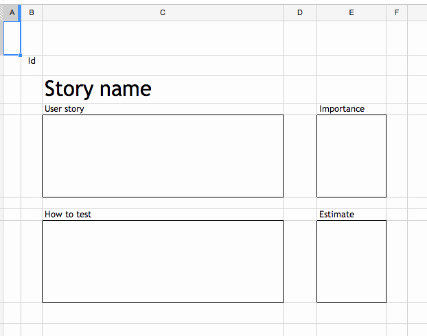 Matching Test Template Microsoft Word Fresh Crisp S Blog Customizing the Google Spreadsheet Story