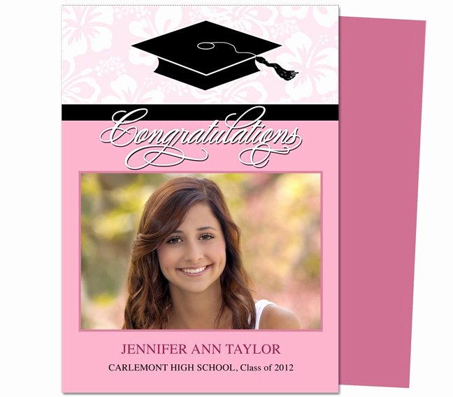 Media Announcement Template Beautiful Best 46 Printable Diy Graduation Announcements Templates