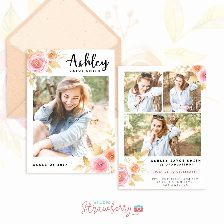 Media Announcement Template Best Of 17 Best Ideas About Graduation Announcements On Pinterest