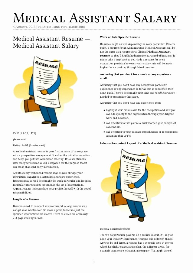 Medical assistant Externship Resume New Medical assistant Resume