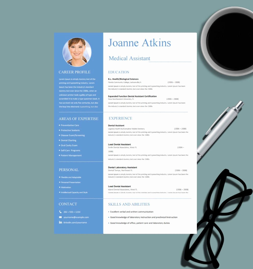 Medical Cv Template Word Inspirational Medical Resume Template for Ms Word Nurse Resume Design