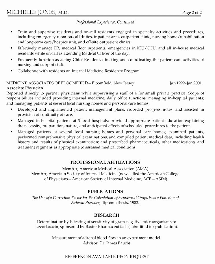 Medical Cv Template Word Luxury American association Pharmaceutical Physicians