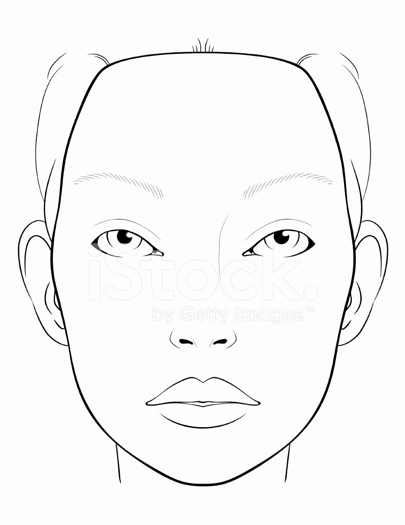 Medical Face Sheet Template Best Of Mac Makeup Template Coloring Pages