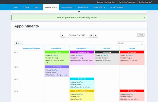 Medical Office Appointment Scheduling Template Inspirational Beefree Line Veterinary Management software